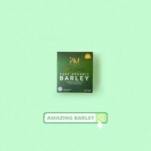 AMAZING PURE ORGANIC BARLEY made in Australia 🇦🇺